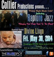 Collier Productions presents Rapture Jazz