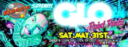 Glo Paint Party Tour