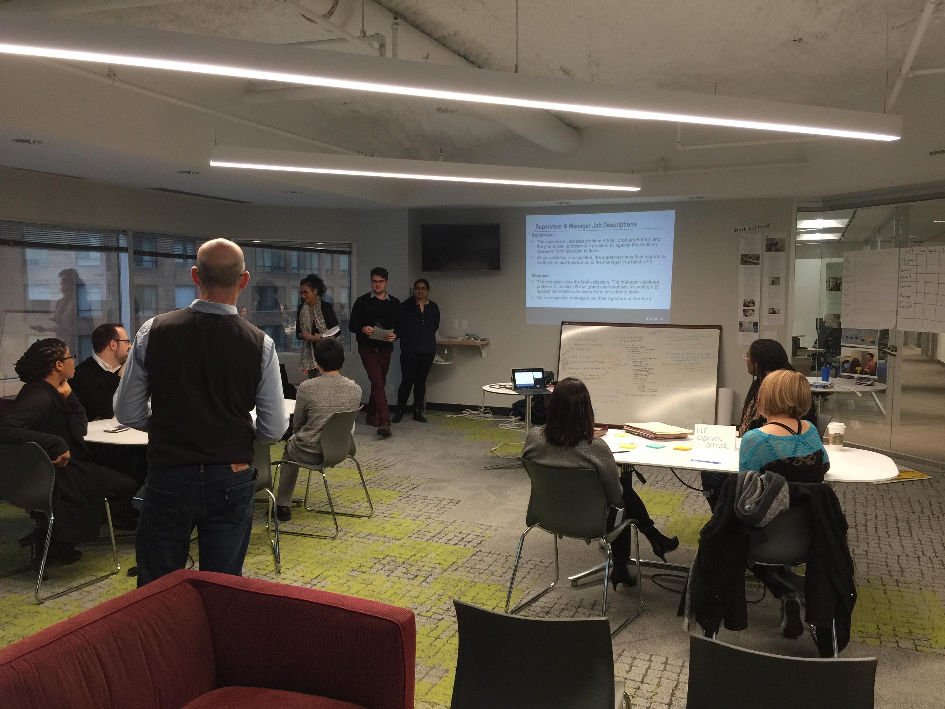 May 28, 2020 Lean White Belt Training for OPS employees (Toronto)