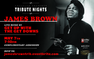 James Brown Tribute Night