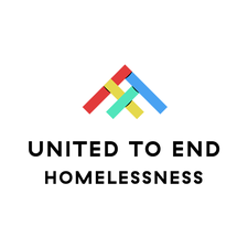 United to End Homelessness logo
