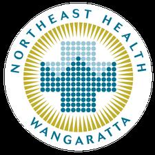 Northeast Health Wangaratta (NHW) logo