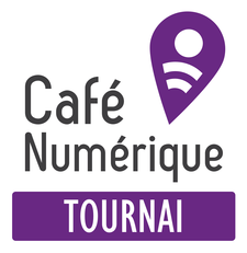 Café Numérique Tournai logo