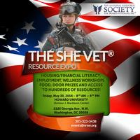 """SHE VET  Resource Expo"" Active and Present Women of..."