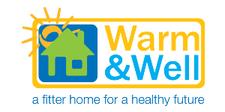 Warm & Well  logo