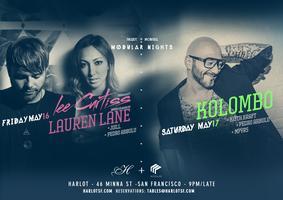 Nights | Kolombo - Lee Curtiss - Lauren Lane - Modular...