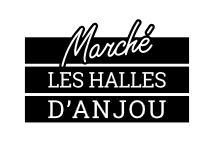 Les Halles d'Anjou logo