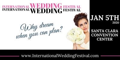 Wedding Festival 2020 International Wedding Festival ~ 2020 Bay Area Bridal Show Tickets
