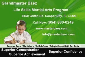 Cooper City Life Skills Winter Camp Martial Arts...