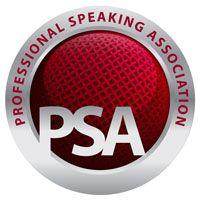 The Professional Speaking Association UKI Dublin May...