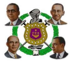 Omega Psi Phi Fraternity, Inc - Chi Beta Beta Chapter logo