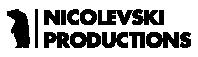 NICOLEVSKI PRODUCTIONS by Jordi Nicolau logo