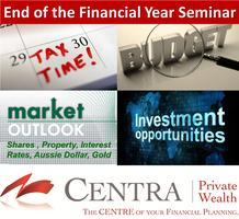 EOFY Seminar - Preparing for Tax Time: What to do...