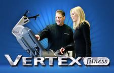 Vertex Fitness Personal Training Studio logo
