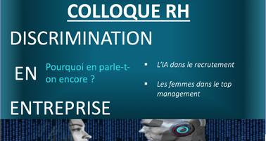 Colloque RH: La discrimination, pourquoi en parle-t-on...