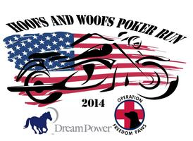 Hoofs and Woofs Poker Run