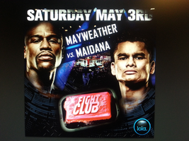 Fight Club The Mayweather vs. Maidana Fight Party at...