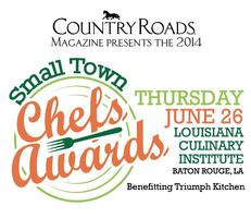 Small Town Chefs Award Dinner