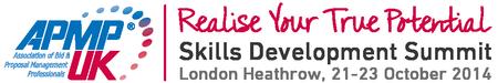 APMP UK Annual Skills Development Summit 2014