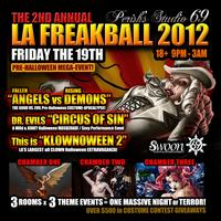"TONIGHT! ""LA FREAKBALL 2012"" HALLOWEEN MEGA-COSTUME..."