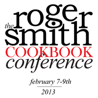 The 2013 Roger Smith Cookbook Conference