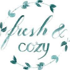 Fresh & Cozy Home Decor logo