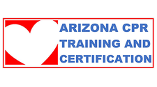 Arizona CPR training and certification logo