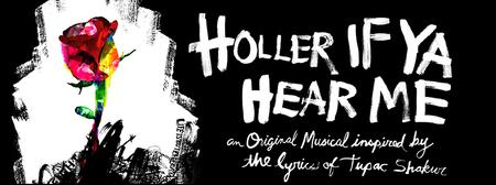 Theatre Talks: Holler If Ya Hear Me