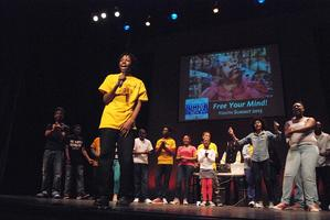 Junior Scholars Youth Summit 2014: #Artivism