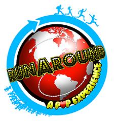 RunAround / GameLoud logo