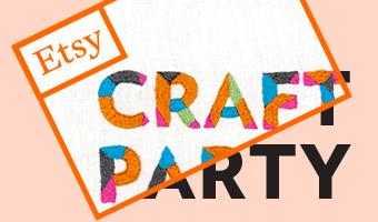 Etsy 2014 Craft Party, Brooklyn
