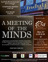 CNF Presents: A Meeting of The Minds (Nations Capital...
