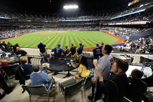 CEAA at the Ballpark: Mets vs. A's