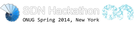 ONUG SDN Hackathon