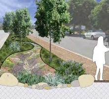 Woodman Avenue Green Infrastructure Project-...