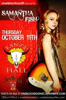 Samantha Fish live at Kanza Hall