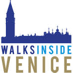 Walks inside Venice logo