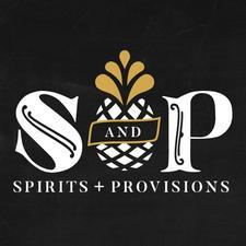 Spirits and Provisions  logo