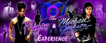 Prince and MJ Experience - Los Angeles
