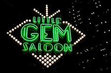 Little Gem Saloon logo
