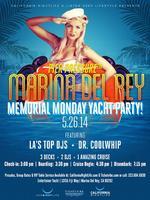 Pier Pressure Marina Del Rey Hornblower Yacht Party -...