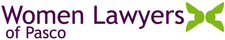 Women Lawyers of Pasco logo