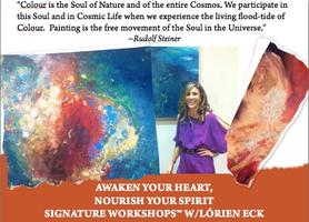 Awaken Your Heart, Nourish Your Spirit Signature...