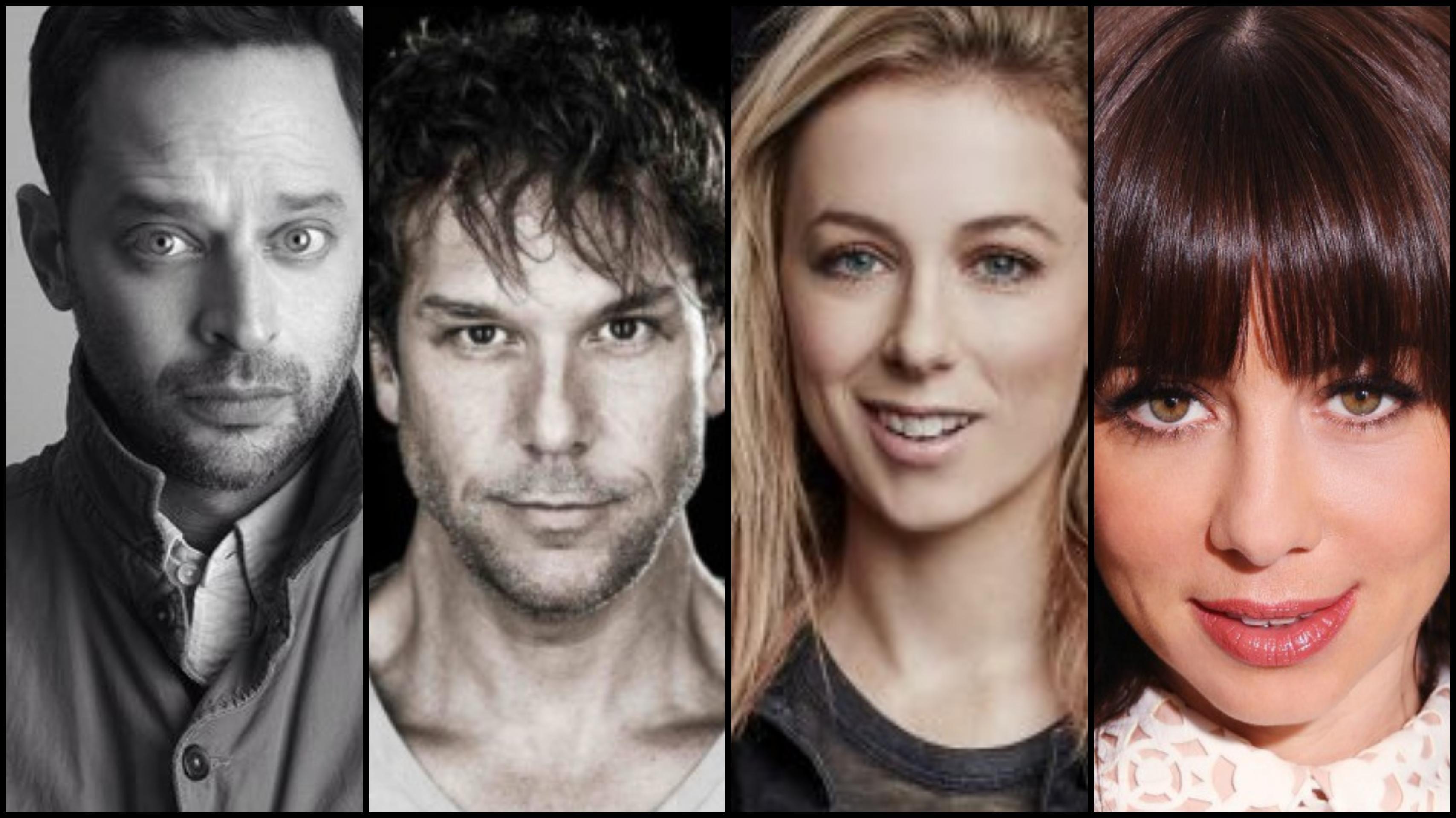 Comedy Rocks with Nick Kroll, Dane Cook, Iliza Shlesinger, Natasha Leggero