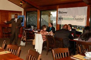 A Power Breakfast with MainStreetChamber