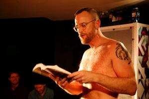 Naked Boys Reading: Freud