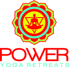 Power Yoga Retreats  logo