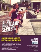 Boston: Outdoor Bootcamp on the Greenway