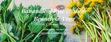 Bananleaf Brunch & Yoga - Rise & Shine I