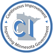 Minnesota Office of Continuous Improvement logo